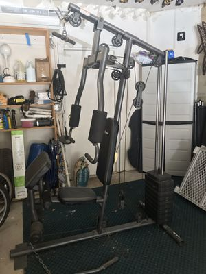 Home gym $250 great condition for Sale in Sarasota, FL