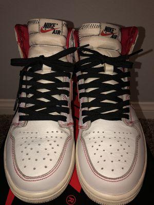 """Retro Air Jordan 1 """"Phantom"""" Sz 10 for Sale in Las Vegas, NV"""