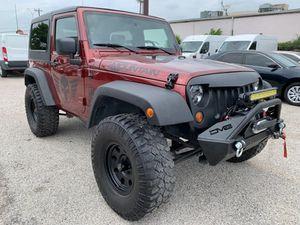 2007 Jeep Wrangler for Sale in San Antonio, TX
