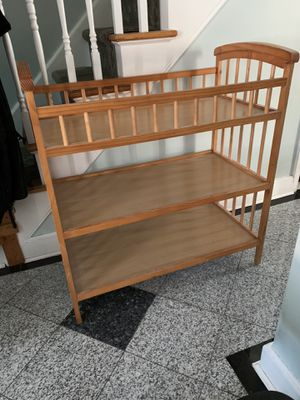 Baby changing table for Sale in The Bronx, NY