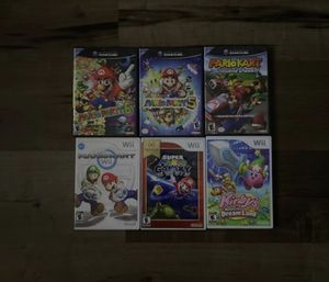 Gamecube and Wii Games for Sale in Austin, TX
