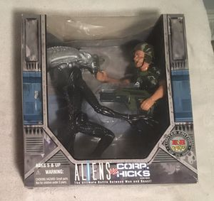 Alien vs. Corporal Hicks Collectors Set for Sale in Redford Charter Township, MI