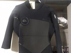Quiksilver 4/3mm Syncro (Medium) Wetsuit for Sale in Elk Grove, CA