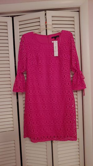 NWT Madison Leigh Hot Pink Body con size 6 for Sale in Winter Park, FL