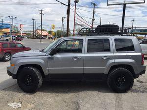 2016 Jeep Patriot 4x4 for Sale in San Antonio, TX
