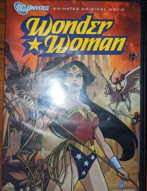 Wonder Woman Dvd for Sale in Baton Rouge, LA