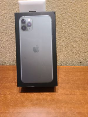 iPhone 11 promax for Sale in Odessa, TX