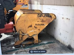 Forklift trash hopper attachment for Sale in Lakeside, CA
