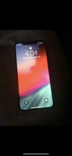 iPhone X 64g for Sale in Page, ND