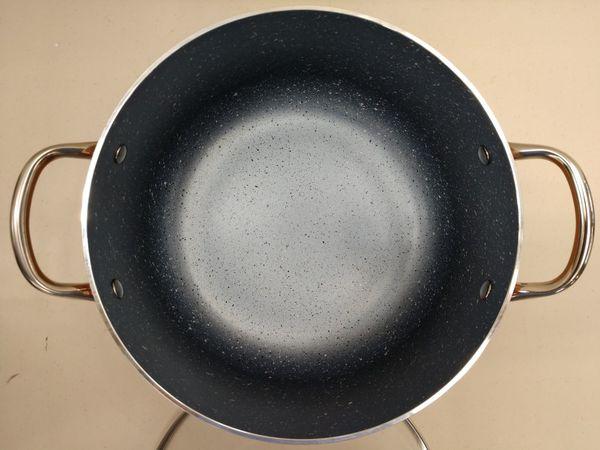 8 Qt Copper Non Stick Stock Pot - NIB