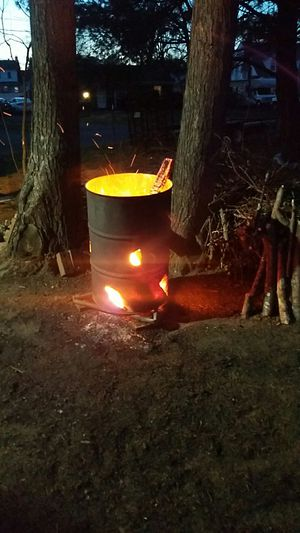 """Vortex "" burn barrels for Sale in Waynesboro, VA"