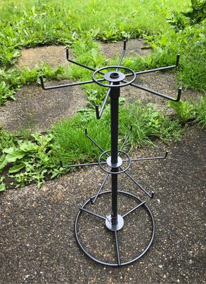 Metal 2 Tiered Display for Sale in Orting, WA
