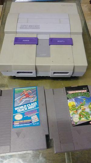 Super Nintendo for Sale in Garden City, MI