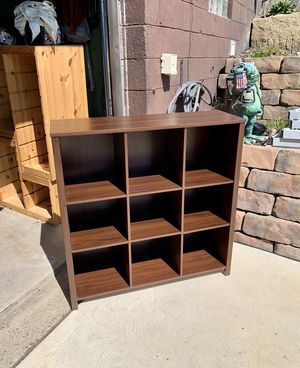 Pick up today Cube shelf organizer $40, clean non-smoking home, for Sale in Pittsburgh, PA