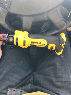 Brand new DeWalt cutout tool for Sale in Cleveland, OH