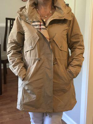 Burberry woman jacket for Sale in Philadelphia, PA
