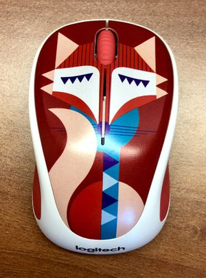 Logitech Wireless Mouse - Francesca Fox for Sale in Hanover, MD