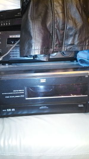 Sony DVD changer works great for Sale in HALNDLE BCH, FL