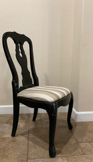 Kitchen table chairs- 8 for Sale in Phoenix, AZ