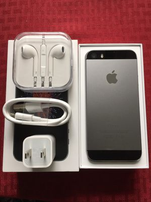iPhone 5S, Factory Unlocked, Excellent Condition for Sale in Springfield, VA