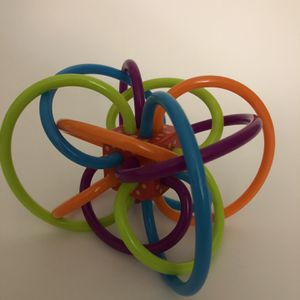 The Manhattan Toy Company Winkel Rattle & Sensory Teether Toy for Sale in Rockville, MD