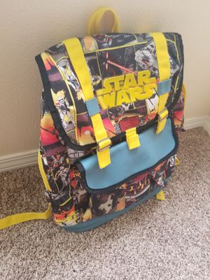 Starwars backpack! for Sale in Vancouver, WA