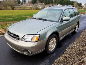2003 SUBARU LEGACY OUTBACK LOW MILES for Sale in Boring, OR