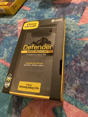 Samsung S10+ Otterbox Defender for Sale in Lemon Grove, CA