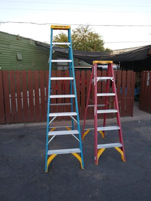 Ladders 6' and 8' for Sale in Phoenix, AZ