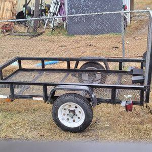 Utility Trailer 7ft X 4ft for Sale in Haltom City, TX