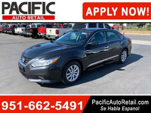 2016 Nissan Altima for Sale in Jurupa Valley, CA