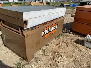Knaack Toolbox for Sale in Point Comfort, TX