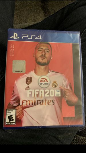 PS4 Game FIFA20 for Sale in Pittsburg, CA