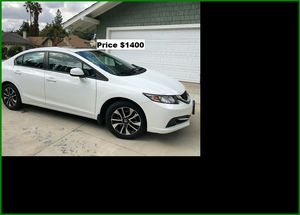 PriceLow$1400 Honda civic for Sale in Pittsburgh, PA