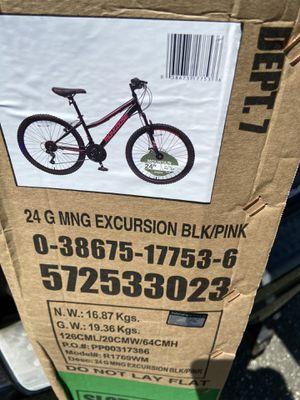 Mongoose mountain bike for Sale in Washington, DC