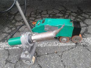 Leister VARIMAT Hot air roofing welder for Sale in Spanaway, WA