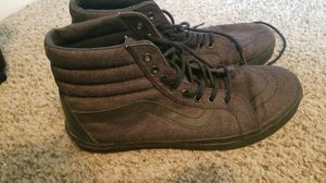Vans charcoal color size 12 for Sale in Lakewood, CO