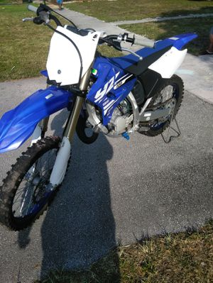 2018 yz 125cc for Sale in Oakland Park, FL
