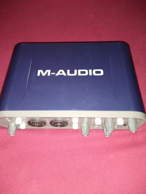 M-AUDIO Fast Track Pro for Sale in Olympia, WA
