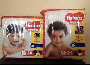 Huggies Diapers for Sale in Fort Pierce, FL