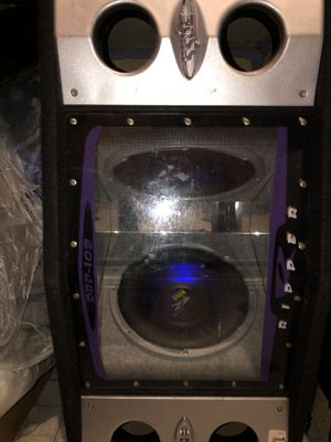 Boss subwoofer 10's dual for Sale in Greater Landover, MD