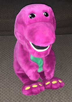 1997 Vintage ActiMates Barney by Microsoft for Sale in Granite City,  IL
