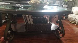 coffee table and end tables for Sale in Rustburg, VA