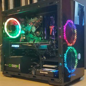 GAMING PC   SPECS & FPS BELOW for Sale in Wildomar, CA