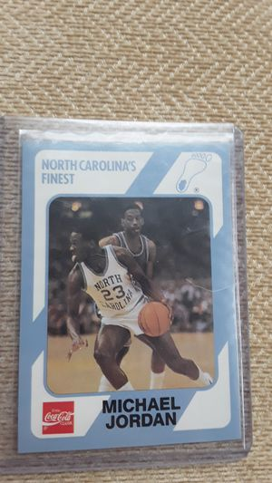 Micheal Jordan college card for Sale in Columbus, OH