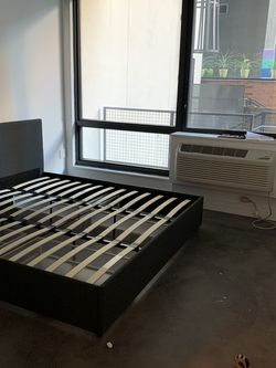 King Storage Platform Bed for Sale in Jersey City,  NJ