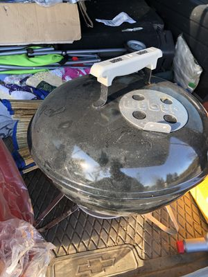 Weber bbq grill for Sale in Newberg, OR