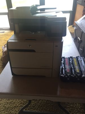 HP Multi-Function Color Laser Printer for Sale in Sarver, PA