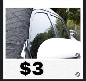 Brand new universal windshield snow cover for Sale in LAUD LAKES, FL