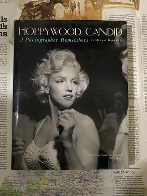 Hollywood Candid : A Photographer Remembers by Murray Garrett Photo Book for Sale in Chula Vista, CA